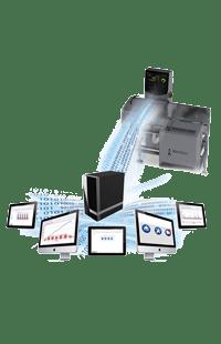 Sistema de captura de dados Ishida IDCS