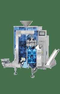 Mini sistema combinado de pesagem e embalagem