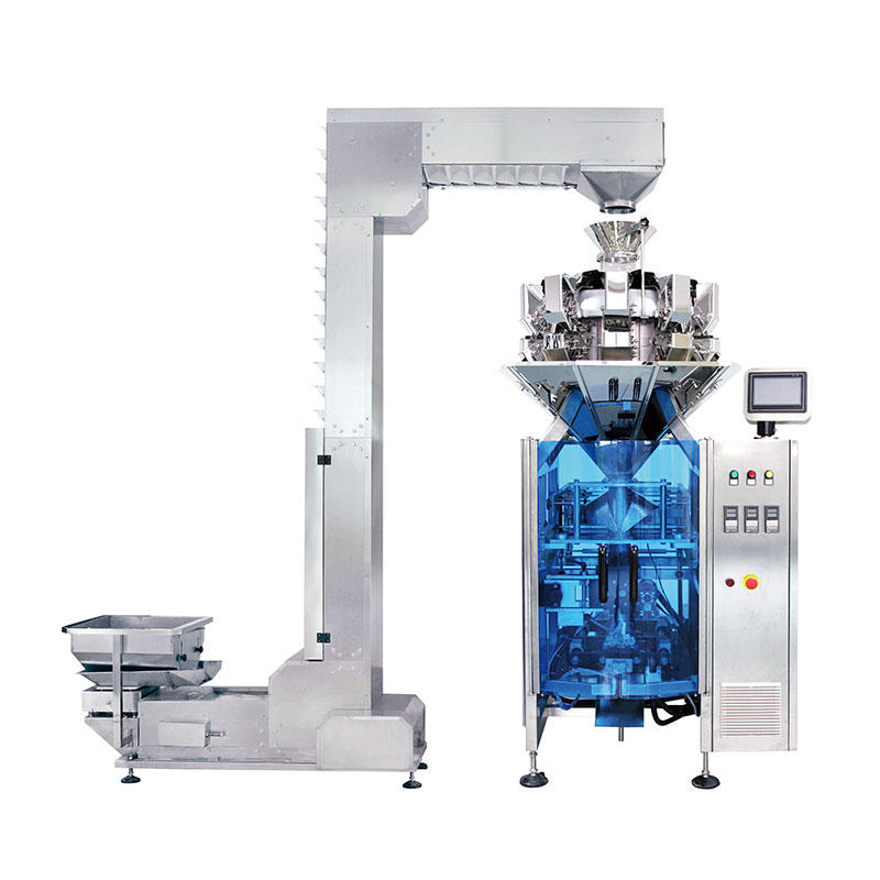 Standard Combined Weighing and Packaging Machine-5