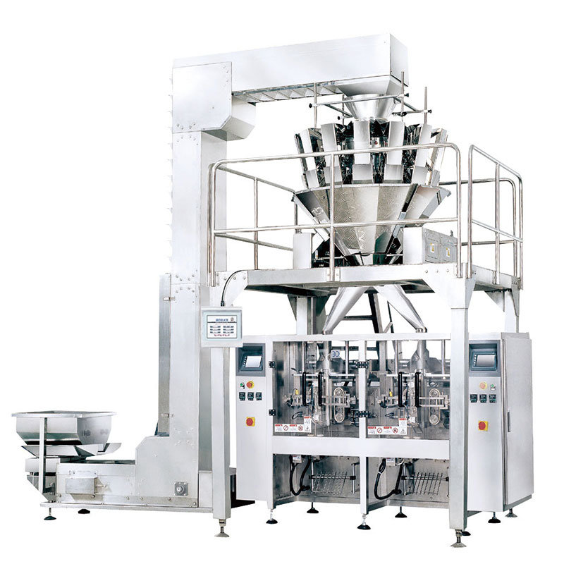 Jw-B2-Multi-Function-Twin-Vertical-Grain-Particle-Sugar-Packaging-Machine
