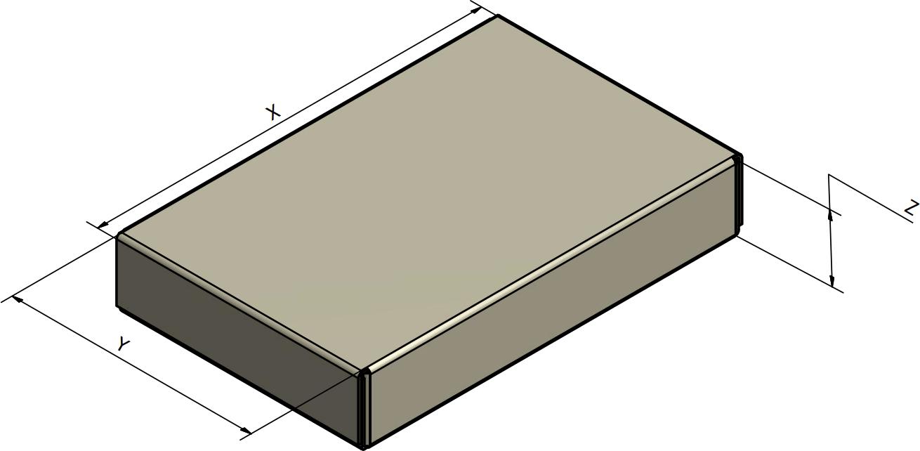 box dimension